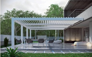 Luxury Louvered Roof Pergolas