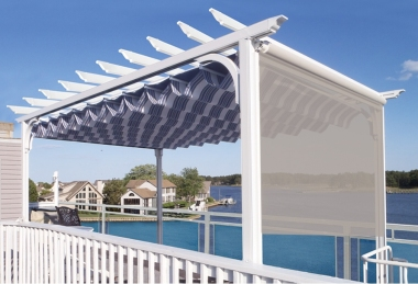 Retractable Pergola and Shade Systems