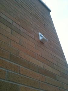Installing brackets into brick (2)
